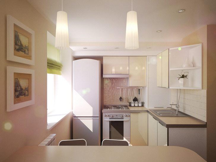 Дизайн комнаты 8 кв.метров