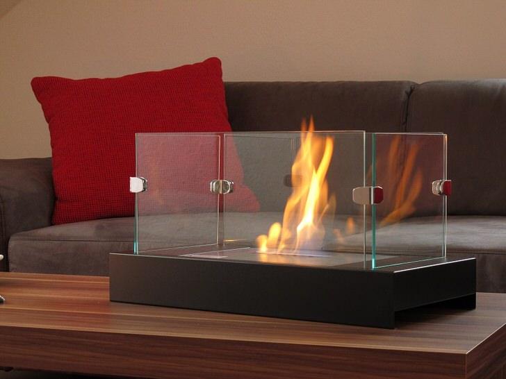 Настольный биокамин-аквариум-уют и тепло в вашем доме.
