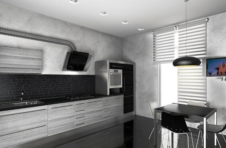 На 100 процентов по стилю подобрана мебель и элементы освещения.