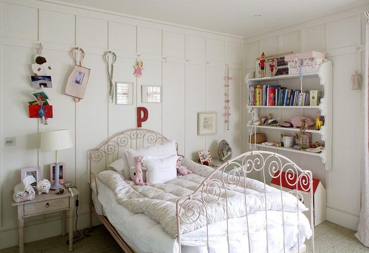 Франция. Детская комната с элементами стиля кантри. Простота и уют.Франция. Детская комната с элементами стиля кантри. Простота и уют.