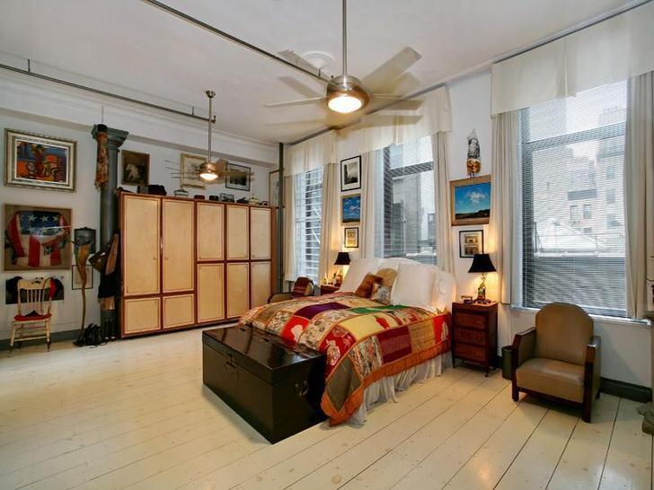 Стиль кантри в городской квартире не притязательного среднего шведа.