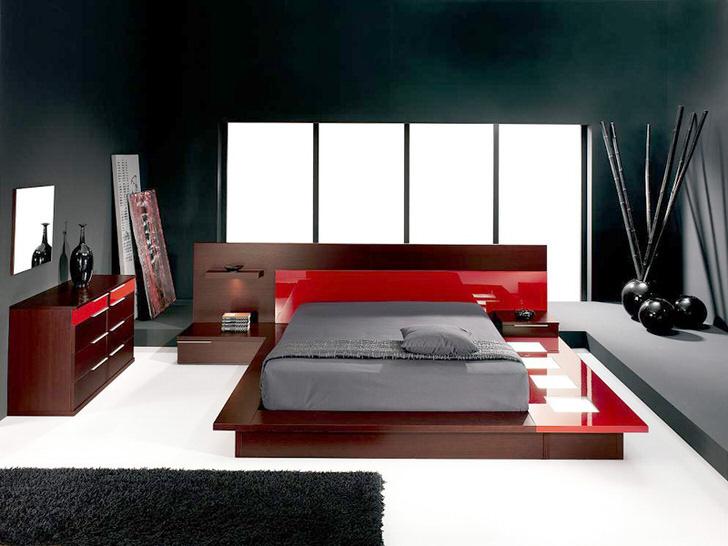 Стиль хай-тек в оформлении комнаты.