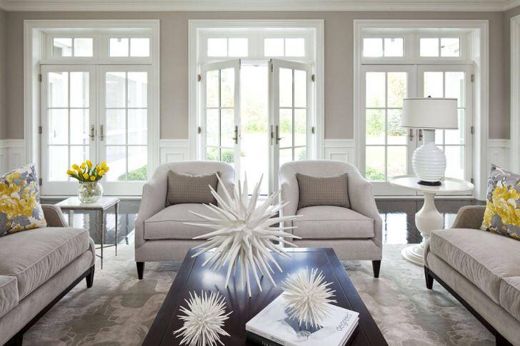 Стиль кантри  привнесли простоту и естественность в интерьер дома.