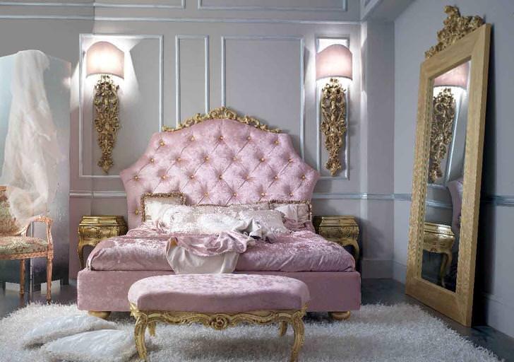 Кому как, а мне не нравиться. Возможно это спальня криминального барона.