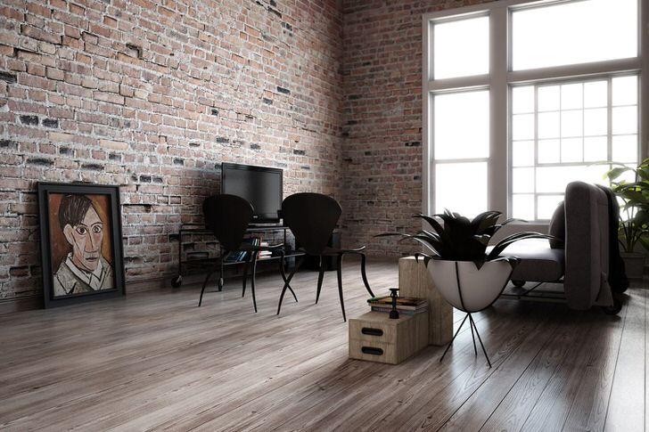 Характер дома стиля лофт сам выбирает себе хозяина, или наоборот.