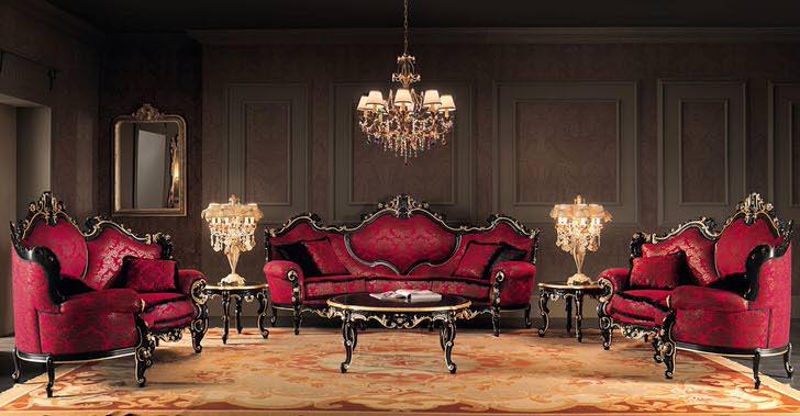 Мебель как произведение искусства, или автопортрет своей эпохи.