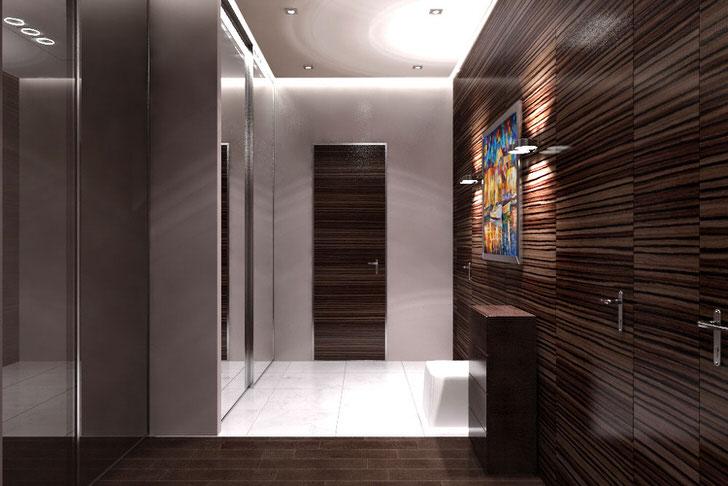 Вместительный шкаф для прихожей