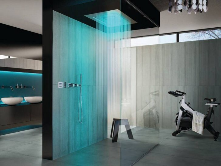 Креативный дизайн ванной