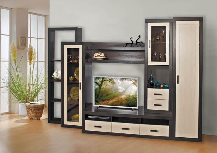 Разнообразие предлагаемой модульной мебели-ваш выбор.