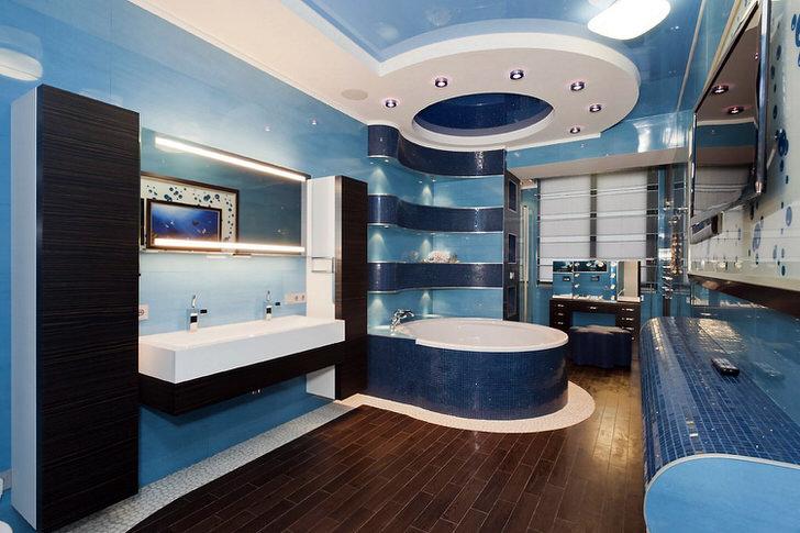Сантехника для ванной комнаты-прямоугольные раковины и овальные ванные, и только так.