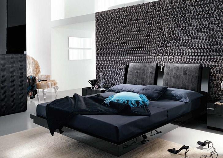 Мебель для спальни в стиле модерн. Модерн это всегда новое в новом времени.
