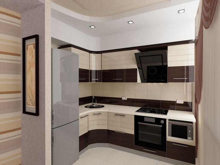 Хайтек дизайн квартиры фото