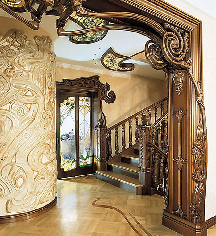 Роскошный дом в тёплом княжестве Монако.