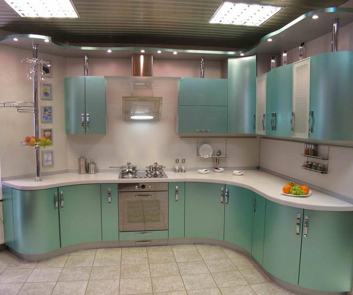 Кухня 5.5 кв.м дизайн