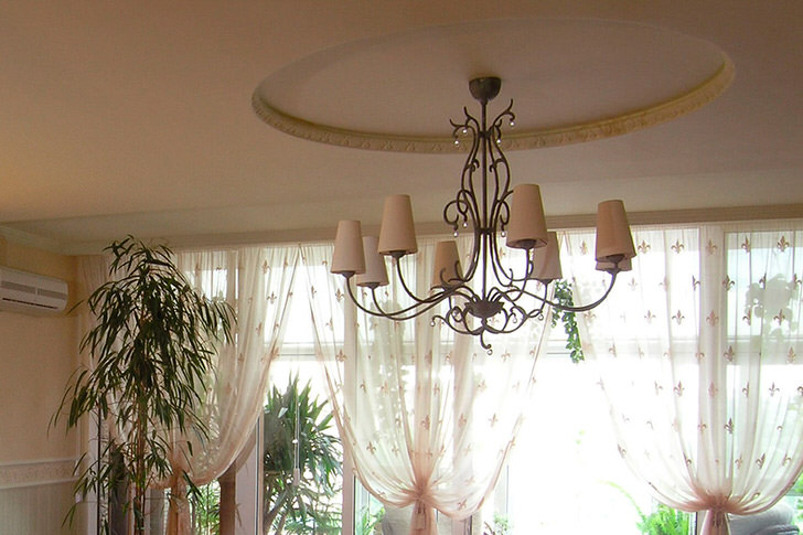 Богемные люстры в стиле арт-деко структура