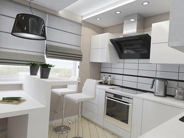 Сочетание темно-серого цвета и белого является одним из самых используемых, если речь идет о стиле минимализм.