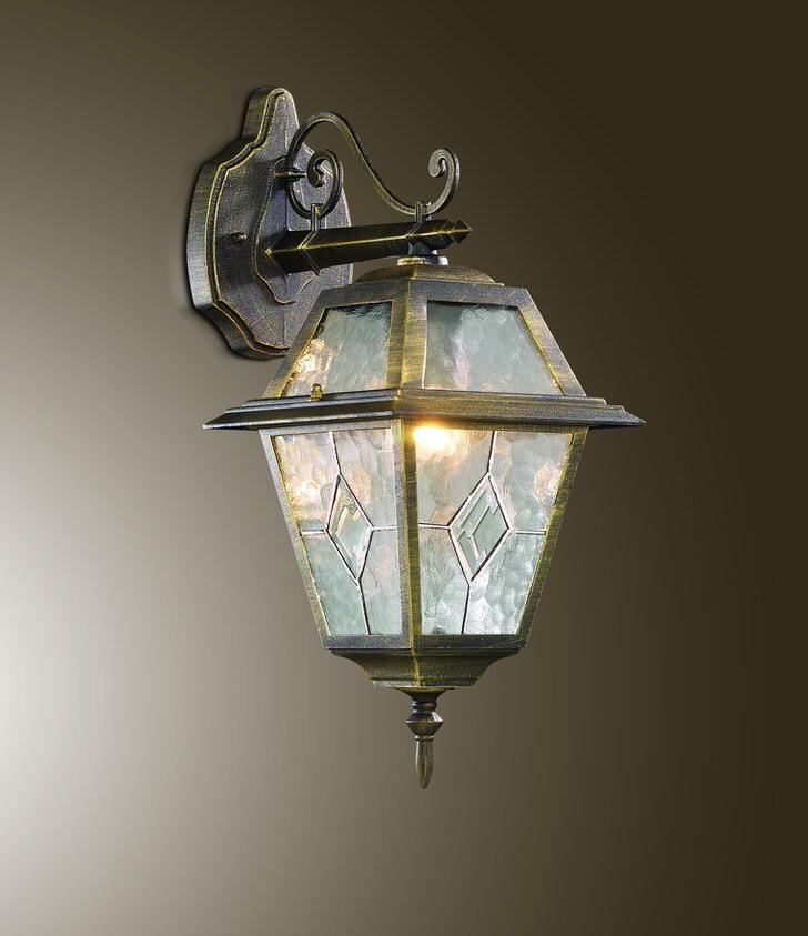 Светильник в стиле арт-деко