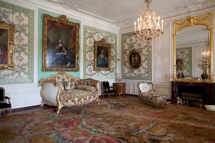 Роскошь и богатство - основополагающие стиля барокко.