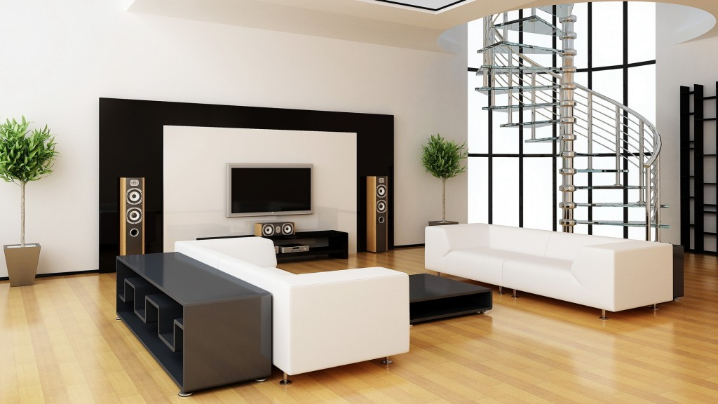 Стиль минимализм интересен отказом от каких-либо навязчивых декоративных деталей. В интерьере отсутствуют предметы мебели, без которых можно спокойно обойтись.