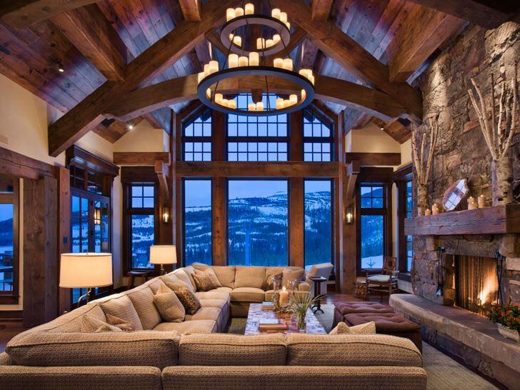 лаконичный и уютный интерьер, оформленный в светлой цветовой гамме.