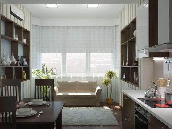 Мебель в цвете венге лаконична и скромна, однако она не делает интерьер простым. Меблировка венге отлично смотрится в интерьере с преобладанием дневного освещения.