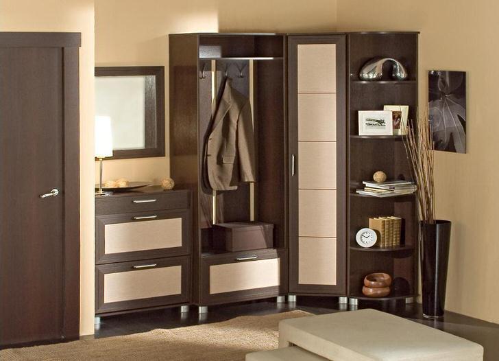 Модульная мебель для коридора