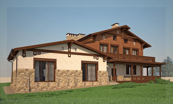 Удачный проект дома