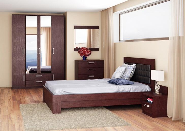 Модульная мебель для гостевой спальни в загородном доме в Германии
