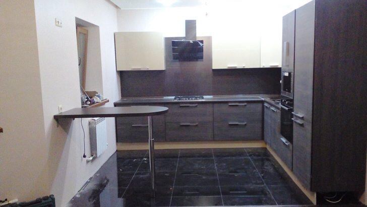Модульный гарнитур для кухни