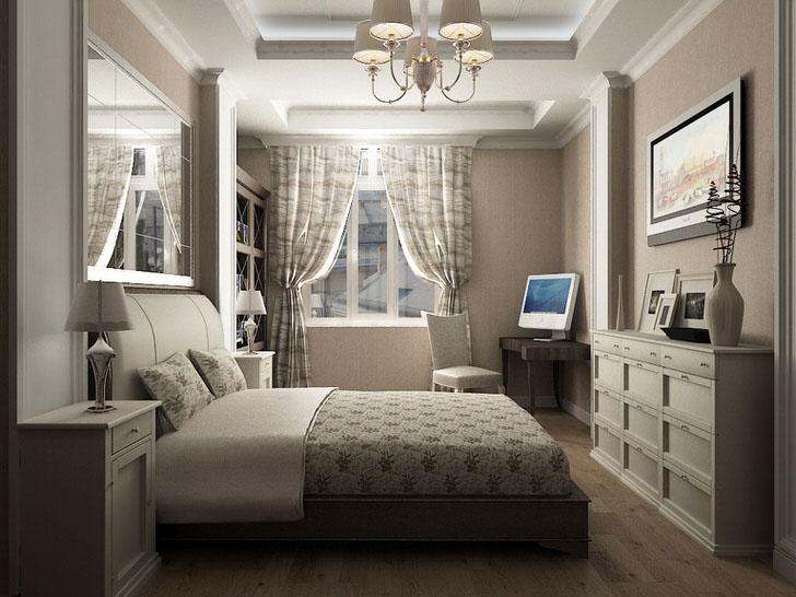 спальни в интерьере фото