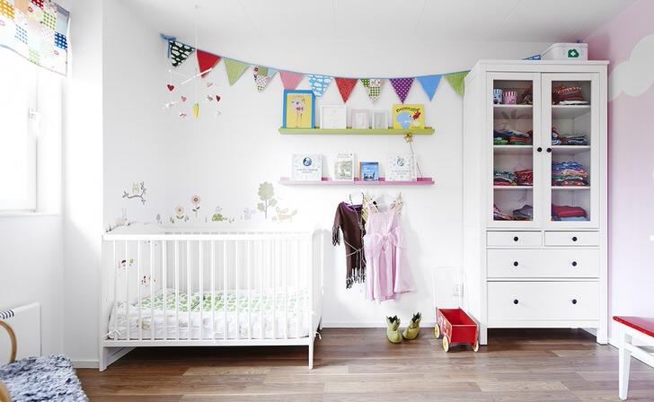 Детская комната для младенца