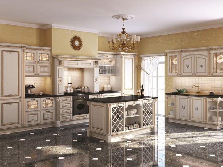 Элегантная кухня