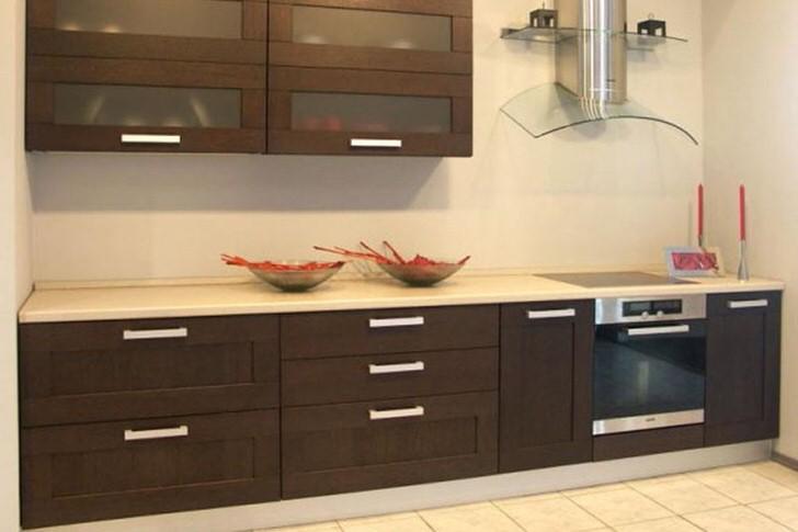 Компактный гарнитур для кухни