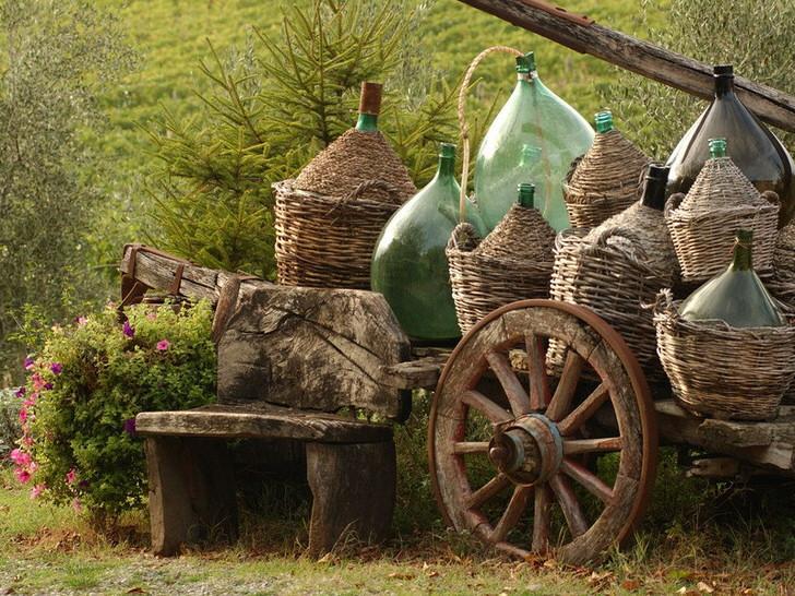 Деревенский колорит поражает своей непосредственностью и простотой.