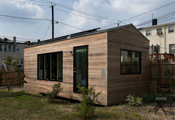 Готовый модульный дом - универсальное решение для планировки дачного участка.