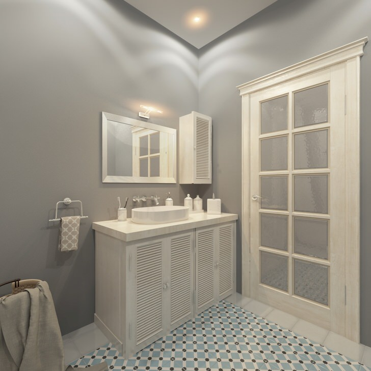 Чтобы интерьер стал целостным, дизайнер особое внимание уделил подбору мебели.