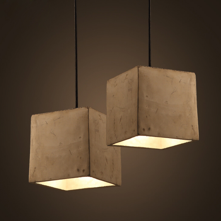Потолочные светильники в лофт стиле.