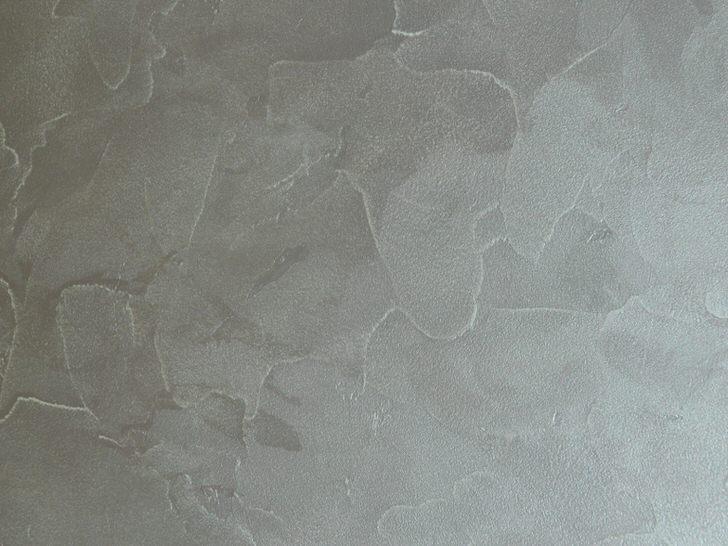 Декоративная штукатурка под полупрозрачный искристый камень.