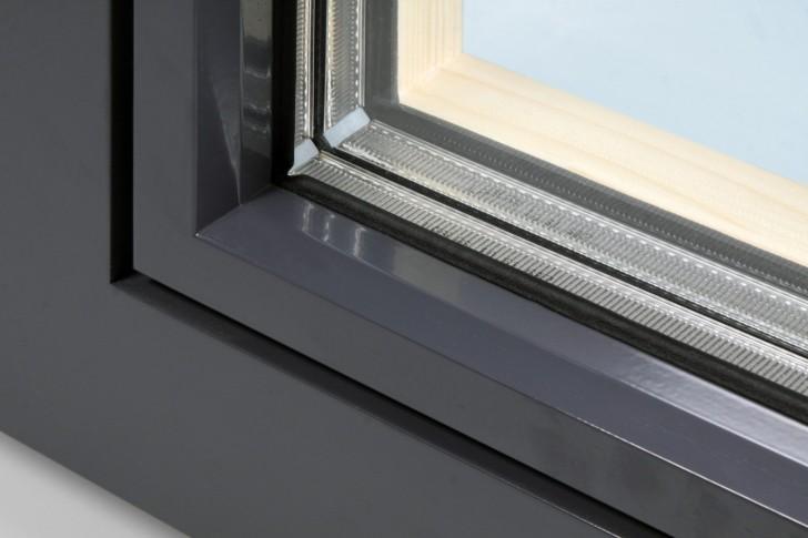 Алюминиевые окна со стеклопакетами